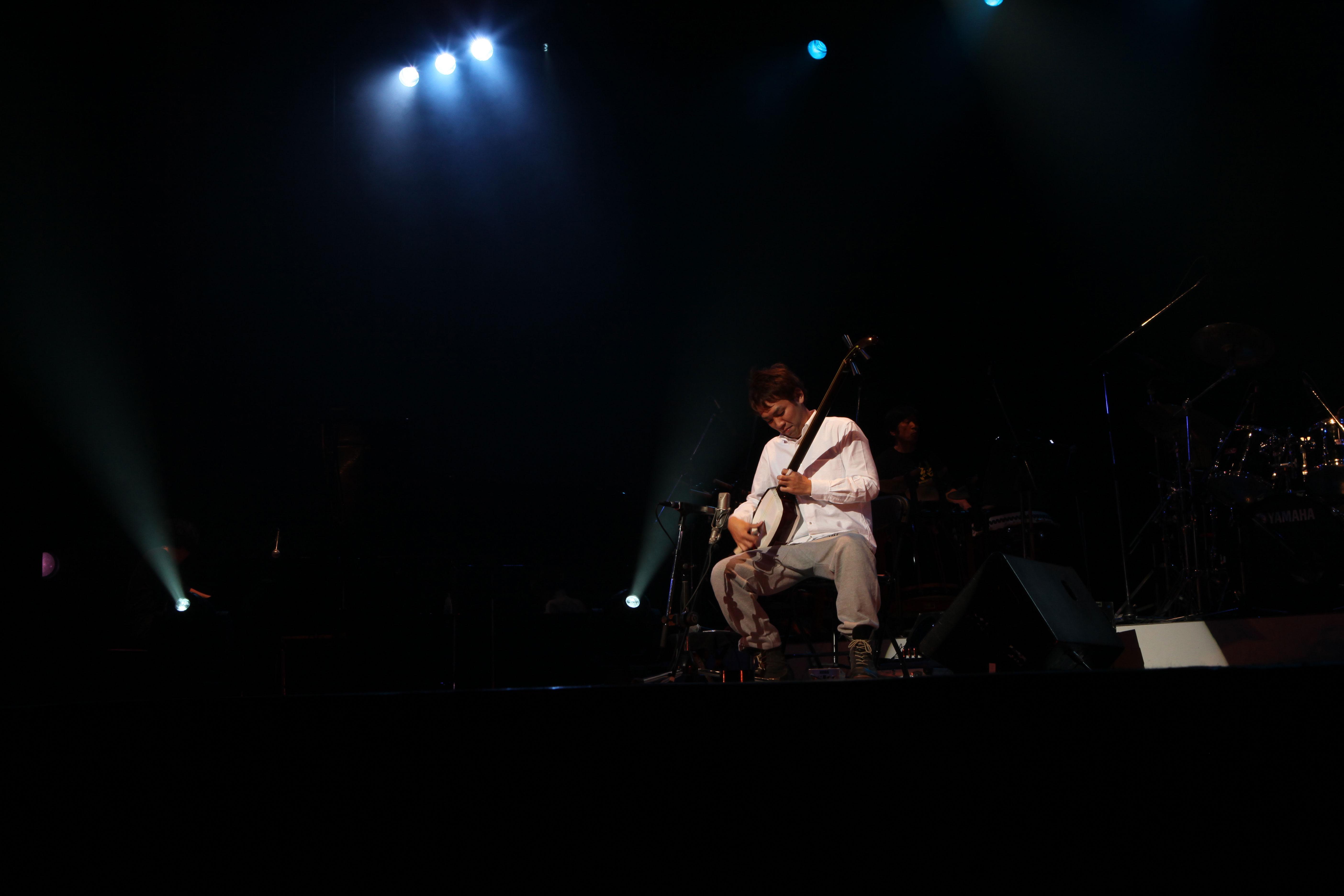津軽三味線_永村幸治_2012_concert_2